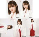 【中古】生写真(AKB48・SKE48)/アイドル/NGT48 ◇西潟茉莉奈/NGT48 net shop限定個別生写真 2020年巫女衣装Ver. 5種コンプリートセット