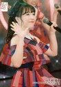 【中古】生写真(AKB48・SKE48)/アイドル/NGT48 日下部愛菜/ライブフォト・上半身・衣装赤・チェック柄・右手パー・体右向き/NGT48劇場4周年記念公演「誇りの丘」公演 ランダム生写真 2020.1.10