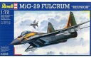 【中古】プラモデル 1/72 MiG-29 FULCRUM REUNION [04393]