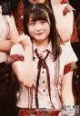 【中古】生写真(AKB48・SKE48)/アイドル/HKT48 市村愛里/ライブフォト・上半身・衣装白・赤・チェック柄・右手グー/HKT48 研究生「脳内パラダイス」公演 市村愛里 生誕祭 ランダム生写真 2020.2.13