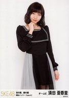 【中古】生写真(AKB48・SKE48)/アイドル/SKE48 須田亜香里/膝上/「金の愛、銀の愛」選抜メンバー[type A] 握手会会場限定選抜ランダム生写真