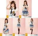 【中古】生写真(AKB48・SKE48)/アイドル/SKE48 ◇谷真理佳/2016年05月度 個別生写真 「2016.05」「デニム制服」 5種コンプリートセット【タイムセール】
