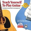 【中古】Windows95/98/MacOS7.5 CDソフト Teach Yourself to Play Guitar[北米版]