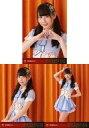 【中古】生写真(AKB48・SKE48)/アイドル/SKE48 ◇井上瑠夏/2位 夢の階段を上れ!/BD・DVD「SKE48 リクエストアワー2018セットリスト100 〜メンバーの数だけ神曲はある〜」封入生写真 3種コンプリートセット