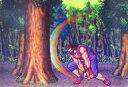 【中古】ポストカード(キャラクター) 如月影二 「餓狼伝説 ドットムーブポストカード Vol.2」 NEOGEO LAND Limited Shop in AKIBAグッズ