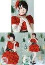 【中古】生写真(AKB48・SKE48)/アイドル/AKB48 ◇多田京加/AKB48 team4 ランダム生写真 2018年クリスマスVer. 3種コンプリートセット