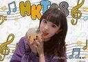 【中古】生写真(AKB48・SKE48)/アイドル/HKT48 外薗葉月/横型・バストアップ・両手飲み物/HKT48 バーチャル背景生写真 ランダム生写真 チームTIIセット 「2020.June」