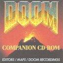 【中古】Windows CDソフト DOOM COMPAION CD-ROM[北米版]