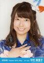 【中古】生写真(AKB48・SKE48)/アイドル/AKB48 中村麻里子/バストアップ・右手胸元/劇場トレーディング生写真セット2015.May