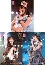 【中古】生写真(AKB48・SKE48)/アイドル/AKB48 ◇長友彩海/AKB48 「RESET」公演 峯岸みなみ 1000回出演記念 ランダム生写真 2020.2.21 3種コンプリートセット