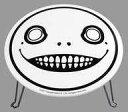 【中古】雑貨 [破損品] エミール ミニテーブル 「NieR:Automata(ニーア オートマタ)」 Loppi・HMV限定