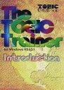 【中古】Windows3.1/95 CDソフト The TOEIC Trainer Introduction