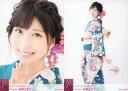 【中古】生写真(AKB48・SKE48)/アイドル/NMB48 ◇鵜野みずき/2017 December-rd ランダム生写真 2種コンプリートセット