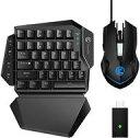 【中古】PCハード GameSir VX AimSwitch ゲーミングキーボード & マウス