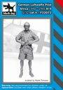 【中古】プラモデル 1/32 ドイツ空軍パイロット アフリカ戦線 1940〜1945 No.4 レジンキャストキット [HAUF32072]
