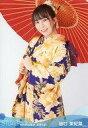 【中古】生写真(AKB48・SKE48)/アイドル/STU48 谷口茉妃菜/膝上・和傘/STU48 2021年1月度netshop限定ランダム生写真 【1期生+ドラフト3期生】