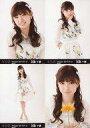 【中古】生写真(AKB48・SKE48)/アイドル/AKB48 ◇『復刻版』武藤十夢/AKB48 劇場トレーディング生写真セット2017.July2 「2017.07」 4種コンプリートセット