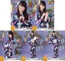 【中古】生写真(AKB48・SKE48)/アイドル/SKE48 ◇中野愛理/SKE48 2018年7月度 net shop(グループショップ)限定個別生写真 vol.1「2018.07」 5種コンプリートセット