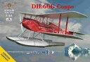 【新品】プラモデル 1/48 英・デハビランド DH.60G クーペ水上機・英北極遠征隊 [AVS48001]