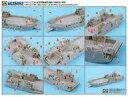 【新品】プラモデル 1/350 LCT-501 戦車揚陸艦ディティールアップ用エッチングパーツ [AG35052]
