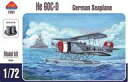 【新品】プラモデル 1/72 ハインケル He60C/D 水上機 デラックス版 [AFM7201DX]