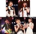 【中古】生写真(AKB48・SKE48)/アイドル/AKB48 ◇安田叶/AKB48 チームK「RESET」 公演 ランダム生写真 2019.6.11 5種コンプリートセット