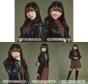 【中古】生写真(AKB48・SKE48)/アイドル/HKT48 ◇武田智加/HKT48 2021年2月度 net shop限定個別生写真 February vol.1 5種コンプリートセット