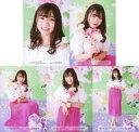 【中古】生写真(AKB48・SKE48)/アイドル/HKT48 ◇武田智加/HKT48 2019年3月度 net shop限定個別生写真 March vol.02/02 5種コンプリートセット