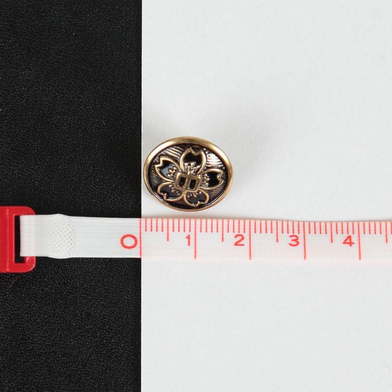 カンコー学生服 中学校学生服用桜ボタン 小・袖...の紹介画像3