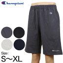 Champion ショートパンツ S〜XL (チャンピオン ハーフパンツ メンズ 男性 綿100%)【在庫限り】