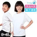 体操服 半袖 S〜3L (半そで 体操着 大きいサイズ ゆっ...