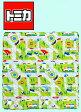 プレイマット トミカ01 1585-71000サイズ140×140cm【西川リビング】「トミカ」シリーズ【RCP】
