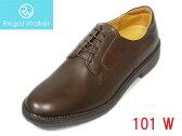 リーガル リーガルウォーカーREGAL WALKER 101W AH DBR ダークブラウン メンズ カジュアル シューズ 紳士靴