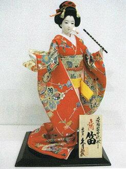 千代子警司 h.柴田房子作日本娃娃 (形山尾) 第 10 號日本娃娃 (日本尚志,日本娃娃傀儡的日本傳統工藝紀念品從國外和外國的紀念品和禮品的室內文化傳統的日本娃娃一形式傳統娃娃娃娃日本俑)