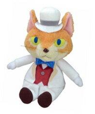 大人気シリーズが一回り大きくなって新登場! 猫の恩返し・耳をすませば ぬいぐるみ ふんわりお手玉M バロン 〈スタジオジブリグッズ アニメ・映画キャラクターマスコット 猫の男爵 縫いぐるみ おもちゃ おてだま Studio Ghibli〉