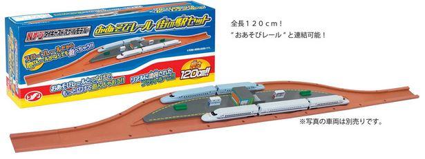 鉄道コレクションミニチュアトレイン趣味の玩具・模型Nゲージ・Nスケールおあそびレール街の駅セット駅と