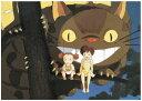 アニメーションジグソーパズルシリーズ 趣味のパズル スタジオジブリシリーズ ジグソーパズル 108ピース 【となりのトトロ ネコバスとサツキ&メイ】 〈Studio Ghibli My Neighbor Totoro jigsaw puzzle 玩具 おもちゃ 108ピース知育パズル〉