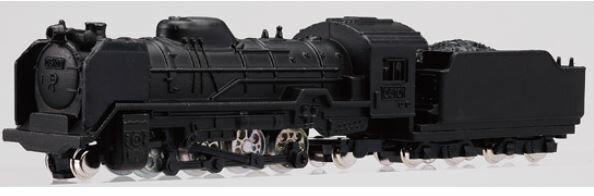 鉄道コレクションミニチュアトレイン趣味の玩具・模型Nゲージ・Nスケール日本国有鉄道SLテンダー式蒸気