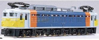 鐵路收藏微型火車愛好玩具、 模型 N 規模和 N 規模東日本鐵路 JR 東日本公司) 打破 EF81 形成電動機車後座 q 微型電力機車模型火車模型火車模型火車模型迷你車 dennkikikannsha 火車玩具嗎?