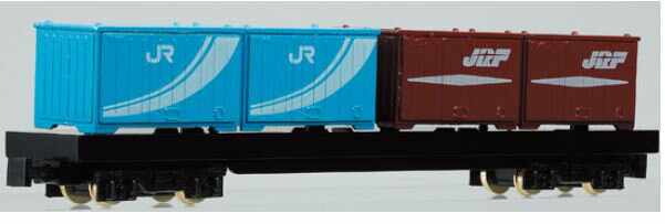 鉄道コレクションミニチュアトレイン趣味の玩具・模型Nゲージ・Nスケールはたらくのりもの日本貨物鉄道(