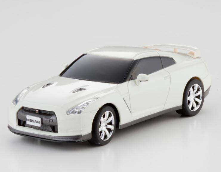 ホビーラジコン趣味の玩具・模型カーコレクション1/32RC日産GT−R(R35)〈R/CカーRCカー