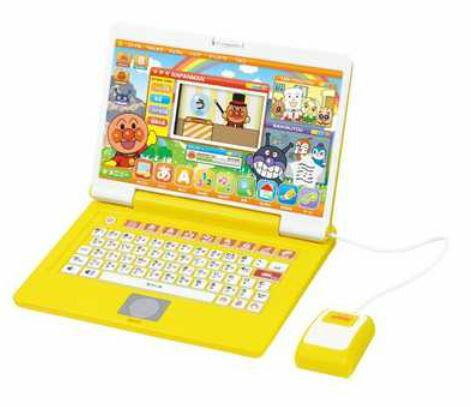 玩具楽しく遊べるおもちゃ・ゲームそれいけアンパンマンマウスでクリックアンパンマンカラーパソコンスマー