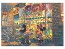 アニメーションジグソーパズルシリーズ 趣味のパズル ディズニーシリーズ 光るジグソー 108ピースパズル 【D-108-703 夕暮れのトイ...
