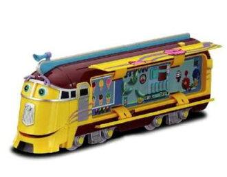 玩具玩具娛樂和遊戲好玩的玩具 chuggington 聲音雪頓 frostini q 兒童玩具兒童玩具蹣跚學步動漫玩具動漫乘坐列車新幹線假裝玩益智玩具嗎?