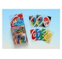 不動の人気を誇る定番カードゲーム 水中でも遊べる透明プラスチック! 防水タイプ H2O ウノ カードゲーム 〈玩具 おもちゃ 大人 子供向けおもちゃ かーどげーむ うの UNO ウーノ Playing cards〉