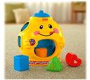 玩具 楽しく遊べるおもちゃ・ベビー向けおもちゃ フィッシャープライス BMN34 クッキーのバイリンガルかたちあわせ 〈子供用玩具 子ども こどものおもちゃ 幼児 オモチャ 赤ちゃん用形あわせ ブロック遊び 形合わせ 指先の運動〉