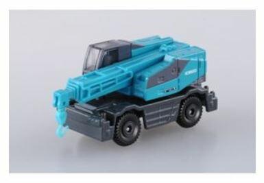 楽しく遊べるおもちゃ・玩具トラックコレクションカーコレクショントミカNo73コベルコラフテレーンクレ