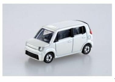 楽しく遊べるおもちゃ・玩具乗用車コレクションカーコレクショントミカNo105スズキMRワゴン〈趣味・