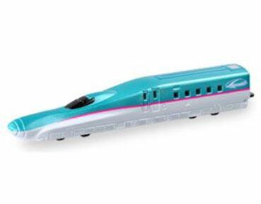 楽しく遊べるおもちゃ・玩具鉄道コレクションミニチュアトレインロングタイプトミカNo132E5系新幹線