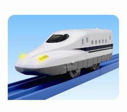 楽しく遊べるおもちゃ・玩具鉄道コレクションミニチュアトレインテコロジープラレールTP-01N700系